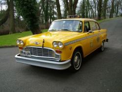 limeys390XR7 1981 Checker Taxicab