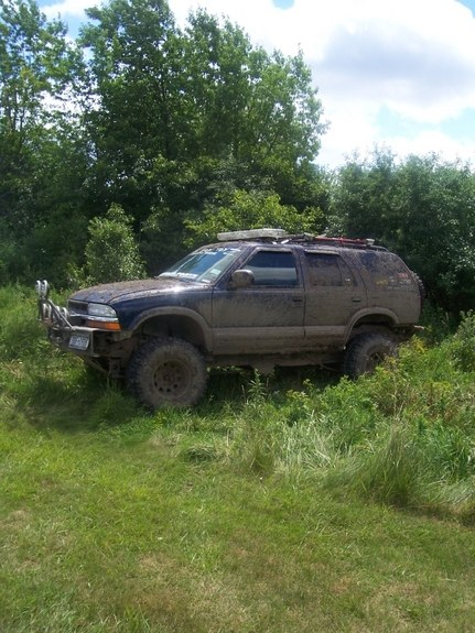 Another OFFROAD_RESCUE 2001 Chevrolet S10 Blazer post... - 9309209