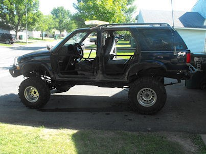 Another OFFROAD_RESCUE 2001 Chevrolet S10 Blazer post... - 9309243
