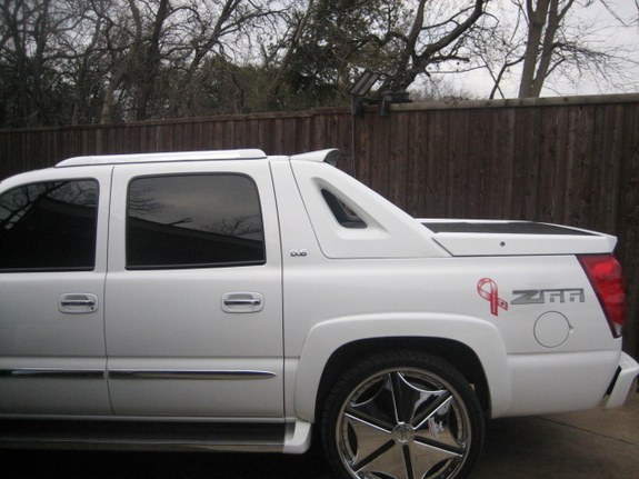 Another moonshadow6 2004 Chevrolet Avalanche post... - 9309898