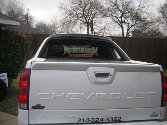 Another moonshadow6 2004 Chevrolet Avalanche post... - 9309899