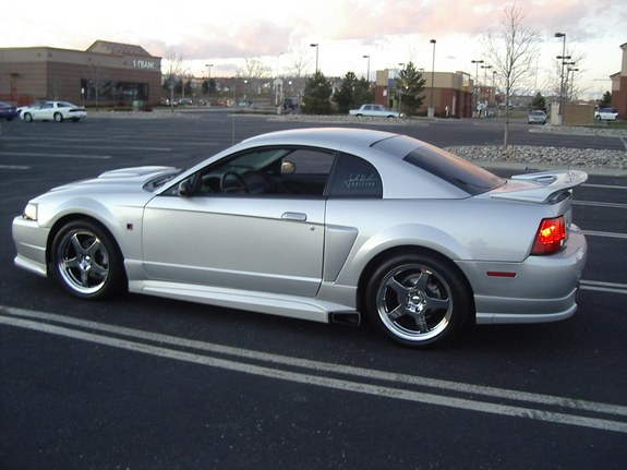 2004 ford mustang gt roush stage ii convertible car. Black Bedroom Furniture Sets. Home Design Ideas