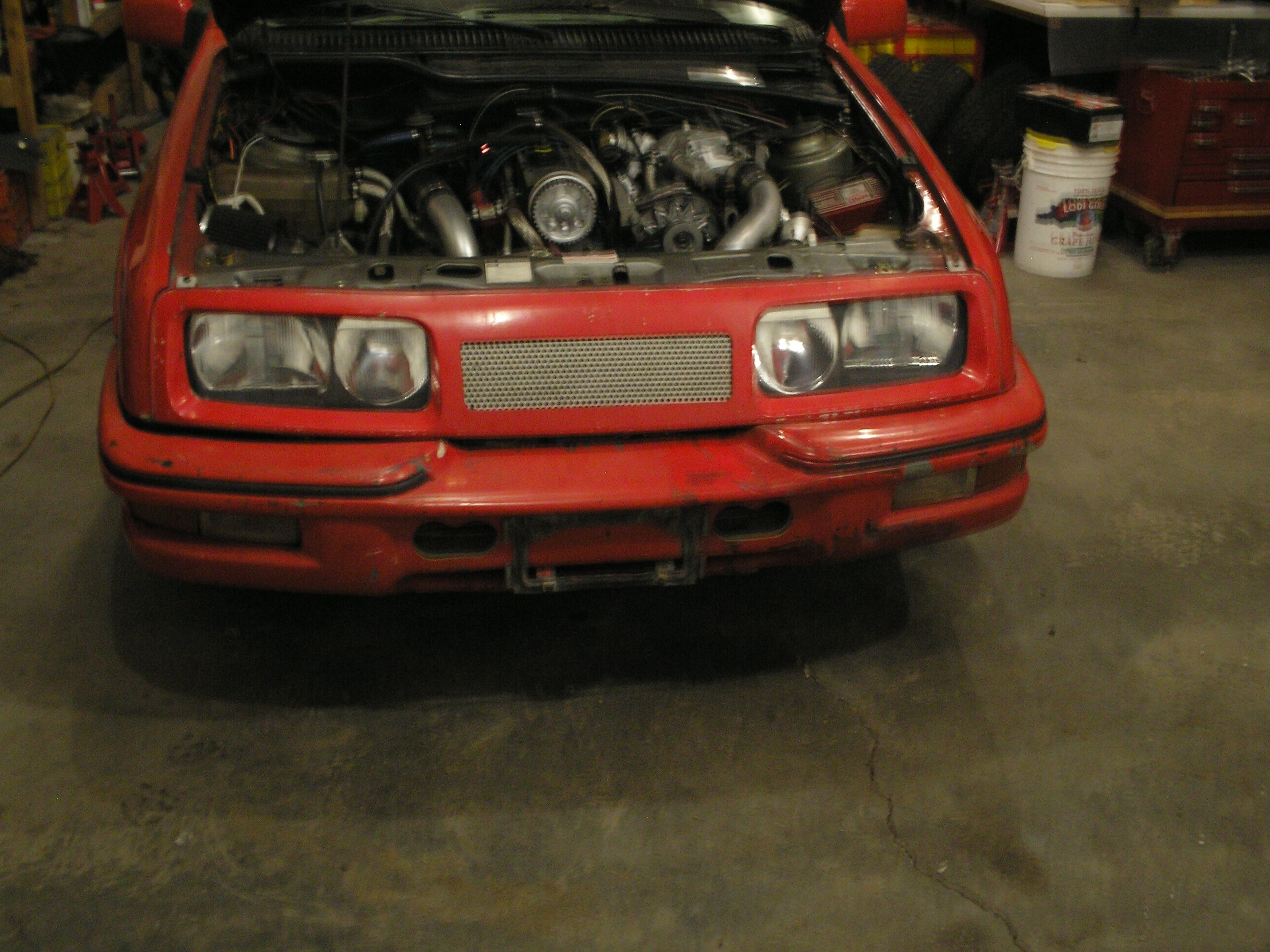 Another rayXR4Ti 1985 Merkur XR4TI post... - 15339277