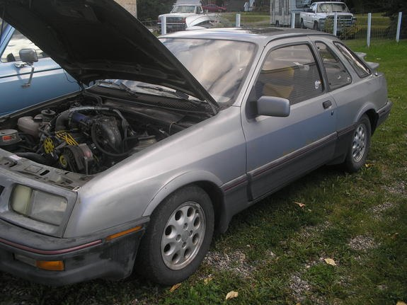 Another rayXR4Ti 1985 Merkur XR4TI post... - 10505561