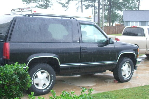 Another NathanTX 1996 Chevrolet Tahoe post... - 10616668