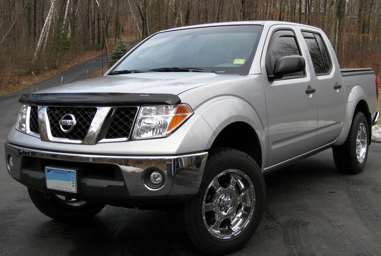 7dust_1986 2007 Nissan Frontier Regular Cab Specs, Photos ...