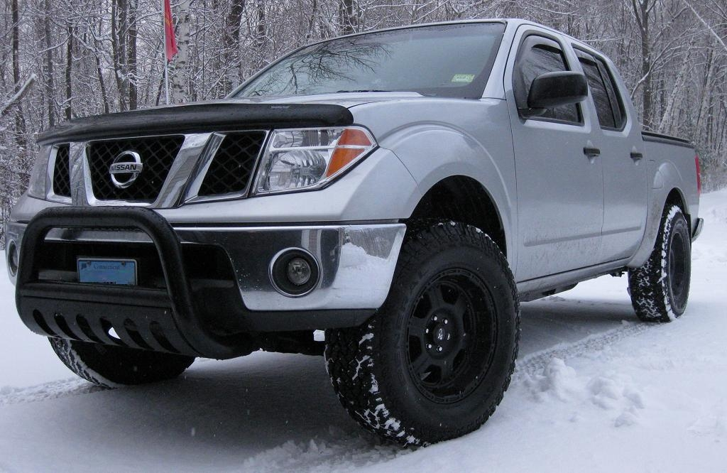 Pro Comp Leveling Kit >> 7dust_1986 2007 Nissan Frontier Regular Cab Specs, Photos, Modification Info at CarDomain