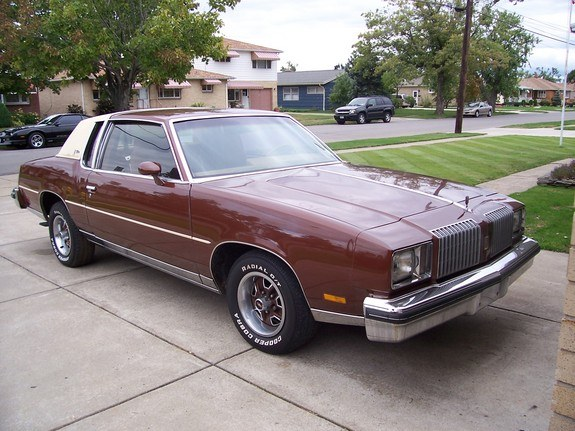 ryanwsays 1978 Oldsmobile Cutlass Calais