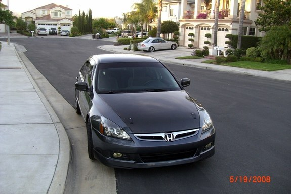Ihakarov's 2007 Honda Accord