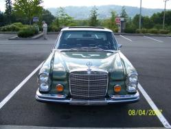 dirt9stik36 1973 Mercedes-Benz 280SE