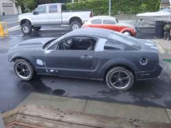 AlaskaStreamins 2005 Ford Mustang 