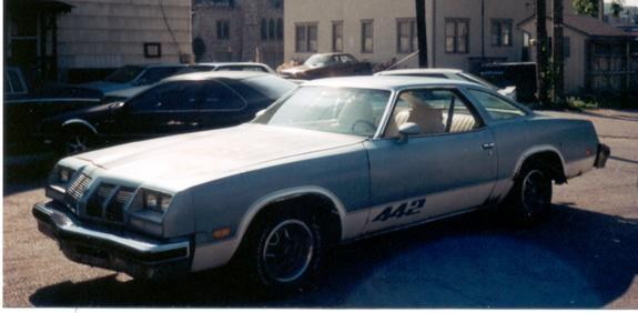 caminokid's 1976 Oldsmobile 442