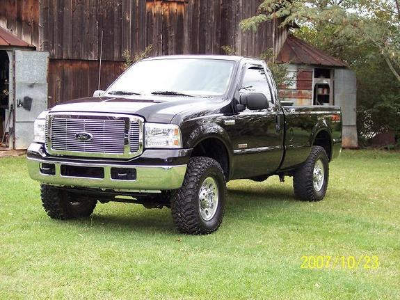 Pictures Of Single Cab 4x4 S Lifted Ford Powerstroke