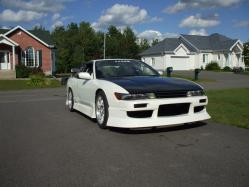 Slingerlands 1991 Nissan 180SX