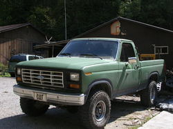 Zomby351 1983 Ford F150 Regular Cab