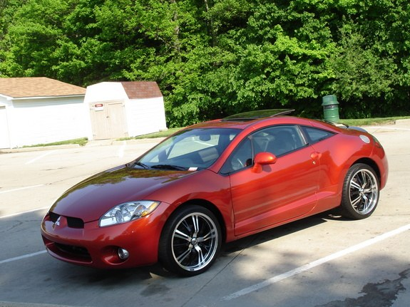 lotteplus 39 s 2006 mitsubishi eclipse in fairborn oh. Black Bedroom Furniture Sets. Home Design Ideas