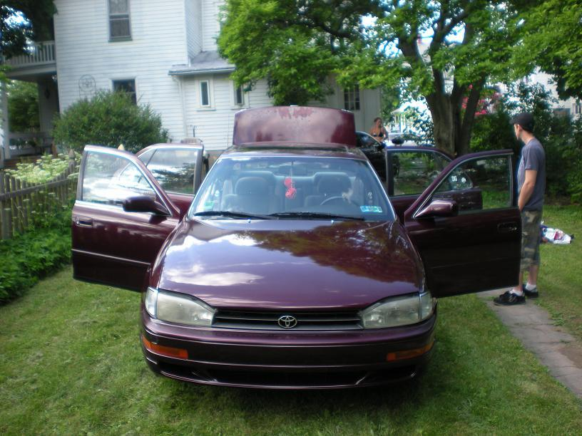 a_baby 1993 Toyota Camry