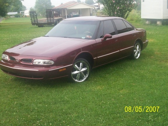 Another richmonds88 1998 Oldsmobile 88 post... - 10512888