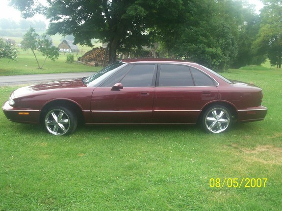 Another richmonds88 1998 Oldsmobile 88 post... - 10512889