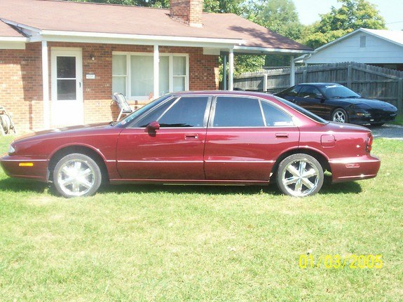 Another richmonds88 1998 Oldsmobile 88 post... - 10512890