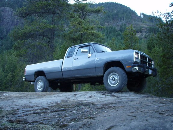 silverhemi 1992 Dodge W-Series Pickup 10513282