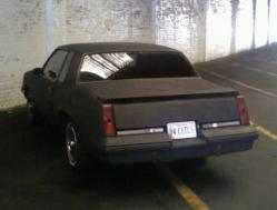 oldsyota 1984 Oldsmobile Cutlass Supreme