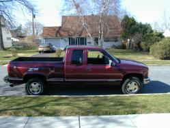 Meanmachine-1 1997 GMC Sierra 1500 Regular Cab