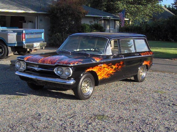 Another crazywillie1 1961 Chevrolet Corvair post... - 10513485