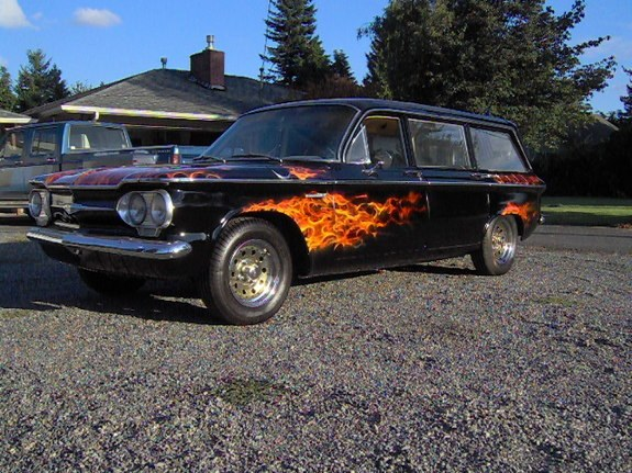 Another crazywillie1 1961 Chevrolet Corvair post... - 10513486