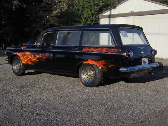 Another crazywillie1 1961 Chevrolet Corvair post... - 10513487