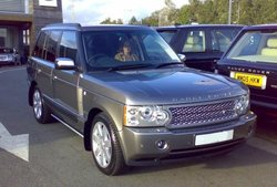 James_Stockports 2008 Land Rover Range Rover