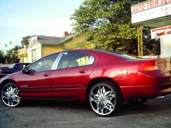 TintmanSteve 1999 Dodge Intrepid