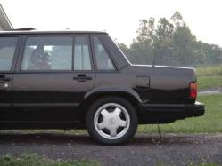 dorgbors 1987 Volvo 700-Series