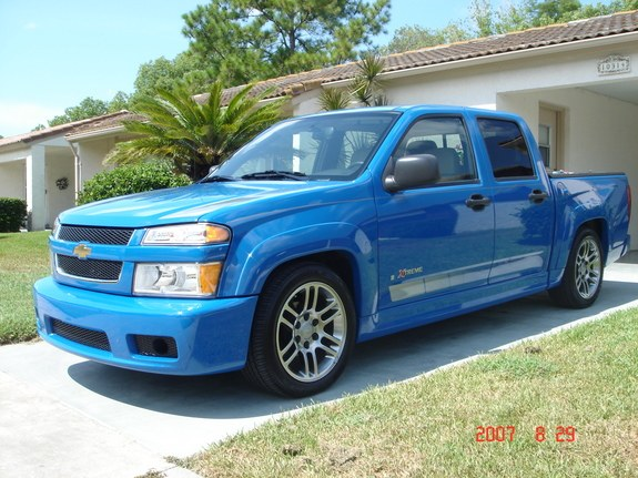 fassn8 2007 chevrolet colorado regular cab specs photos modification info at cardomain. Black Bedroom Furniture Sets. Home Design Ideas