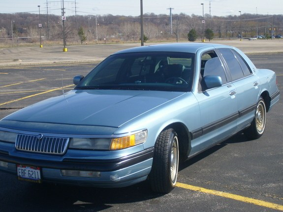 mercnyall5586 1994 Mercury Grand Marquis 9349924