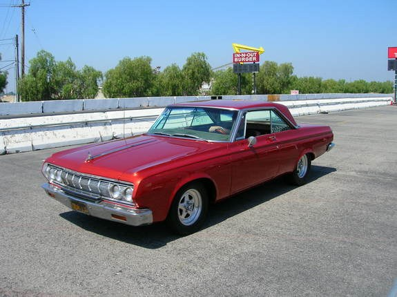 Gary1964's 1964 Plymouth Fury