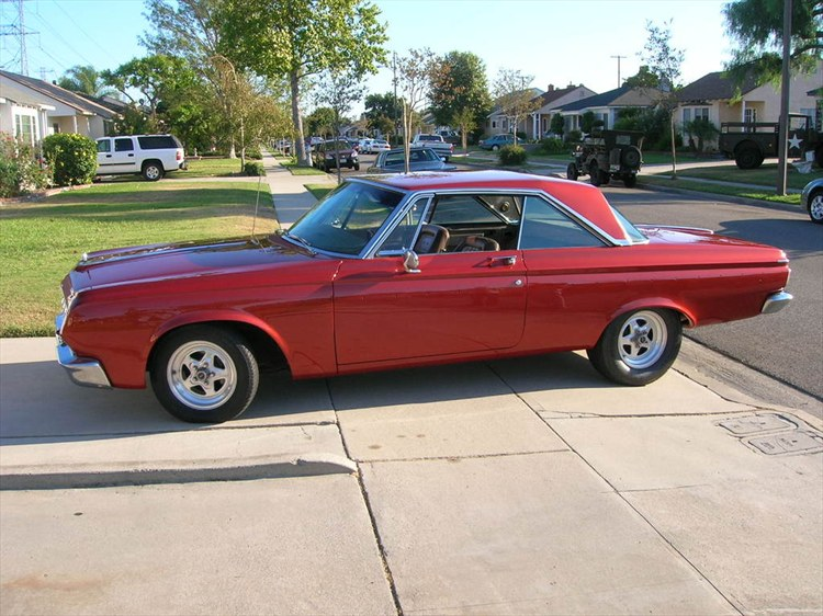 Gary1964 1964 Plymouth Fury 10518680