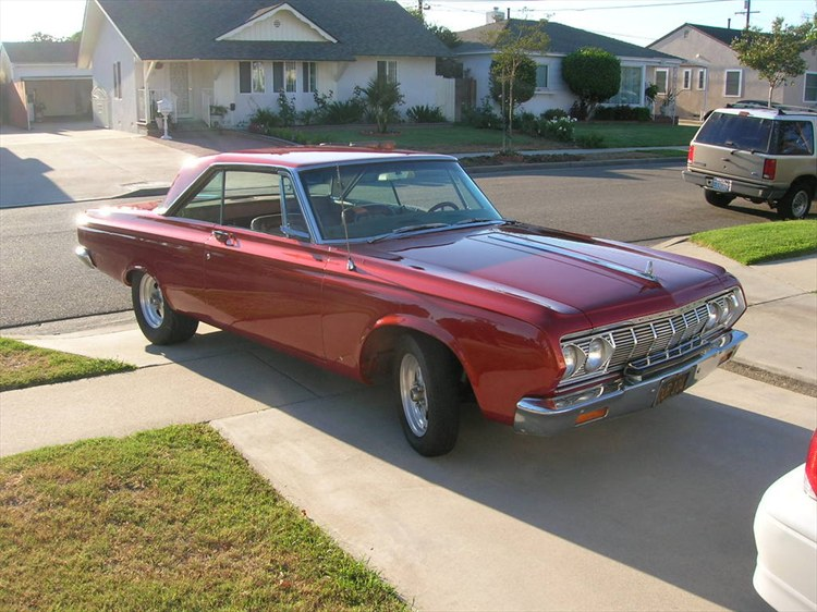Gary1964 1964 Plymouth Fury 10518682