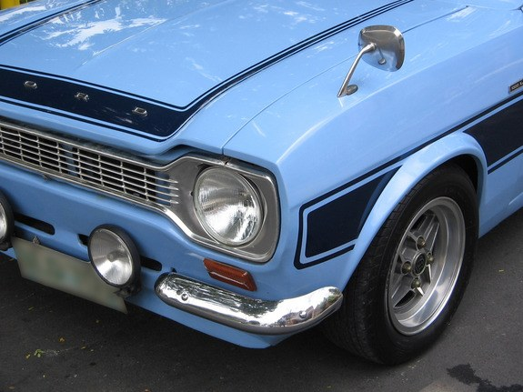 Garage510's 1972 Ford Escort