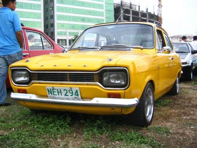 Garage510 1972 Ford Escort 10521294
