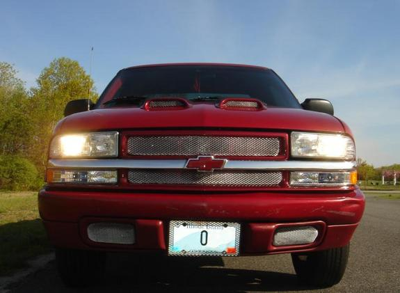 EvilgeniusN01 2000 Chevrolet S10 Regular Cab