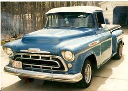 Shakeylegs57 1957 Chevrolet 3100