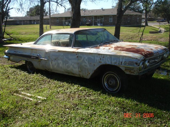 Another BRUTUS_CHOPPA 1960 Chevrolet Impala post... - 10519742