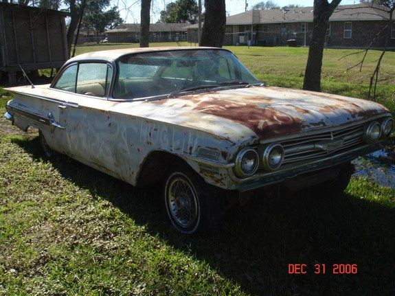Another BRUTUS_CHOPPA 1960 Chevrolet Impala post... - 10519743