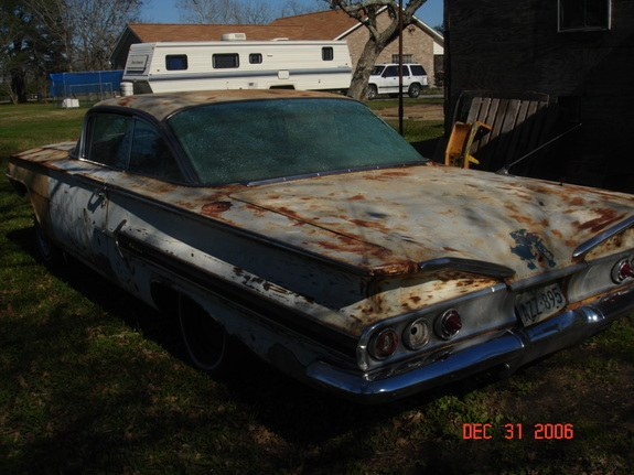 Another BRUTUS_CHOPPA 1960 Chevrolet Impala post... - 10519744