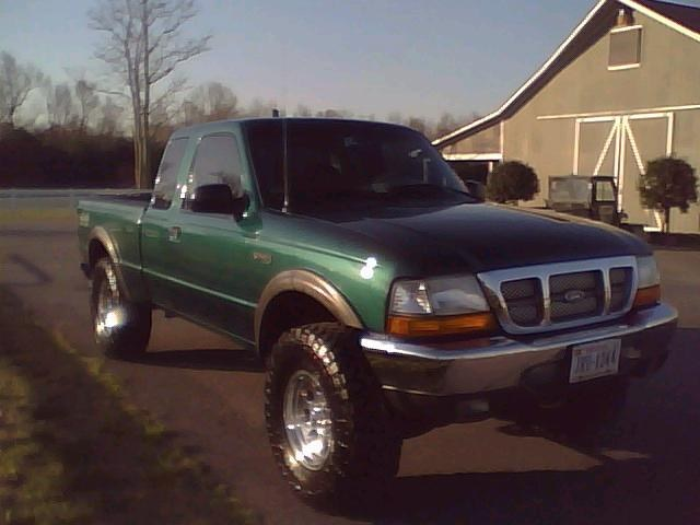 Browns99XLT 1999 Ford Ranger Regular Cab 10519998