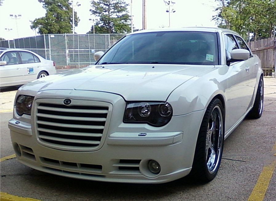 300stacks 2007 Chrysler 300