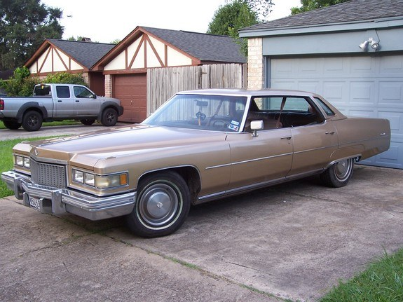 alonso_nsp 1975 Cadillac DeVille Specs, Photos, Modification Info at