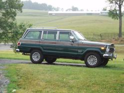 CProps 1978 Jeep Wagoneer