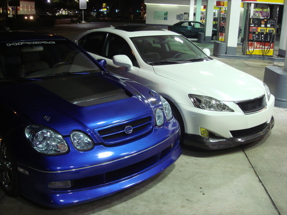 Another Robsdaace 2008 Lexus IS post... - 10570848
